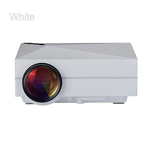 2016 updated pro mini led projector portable home theater for Top pocket projectors 2016